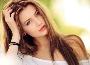 красиво момиче