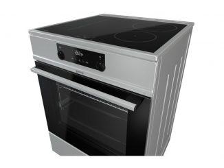 Електрическа печка с индукционен плот