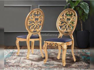 Луксозен трапезен стол